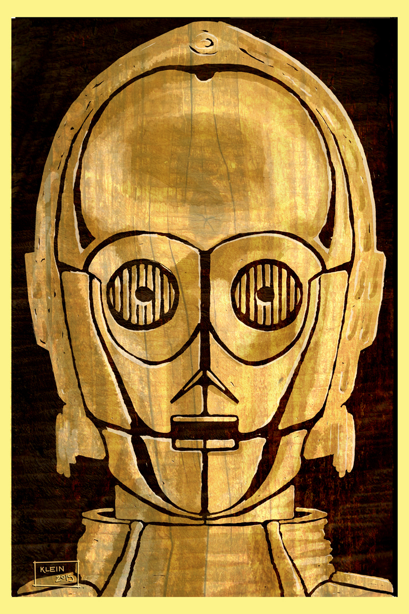 Star Wars Tiki - C3PO
