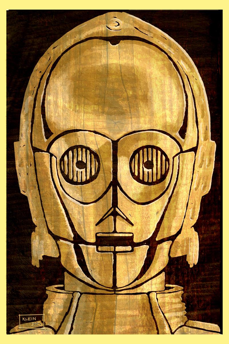 Star Wars Tiki - C3PO