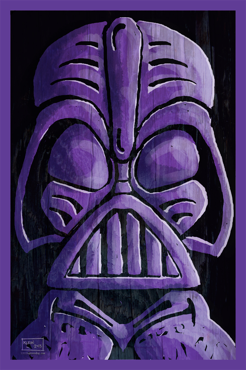 Star Wars Tiki - Darth Vader