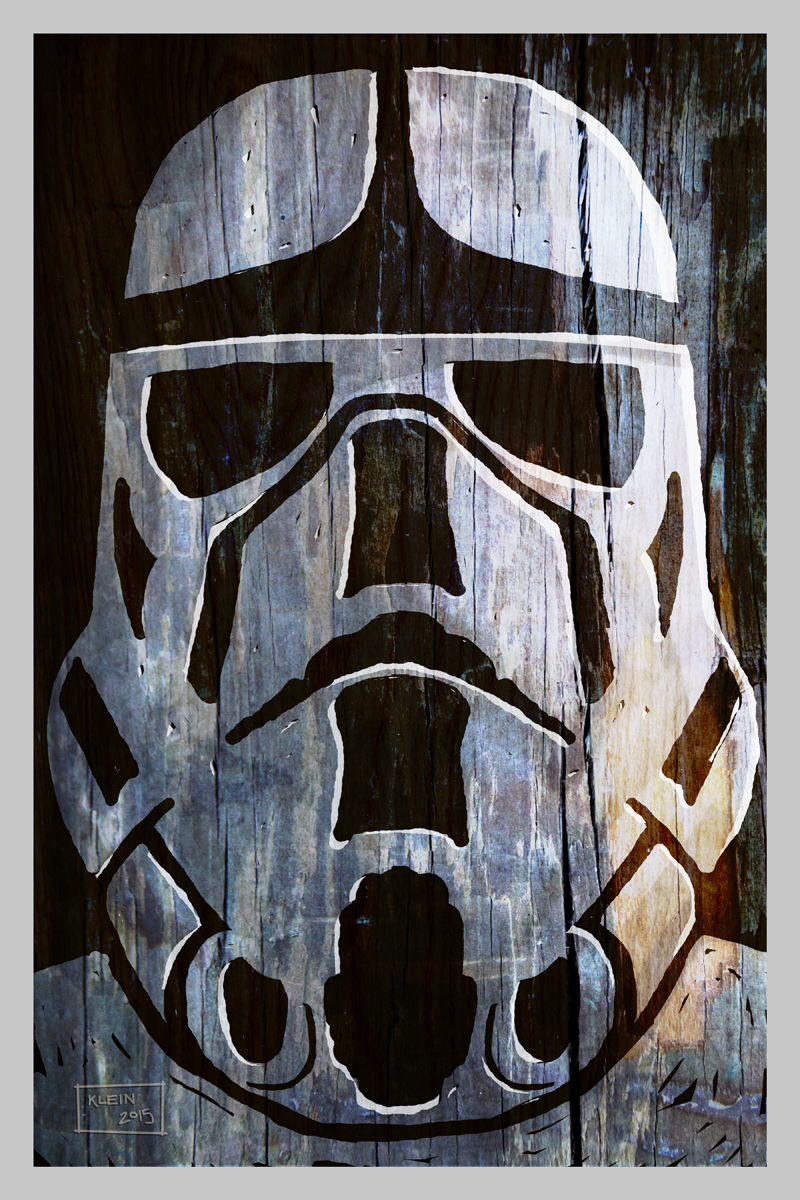 Star Wars Tiki - Stormtrooper