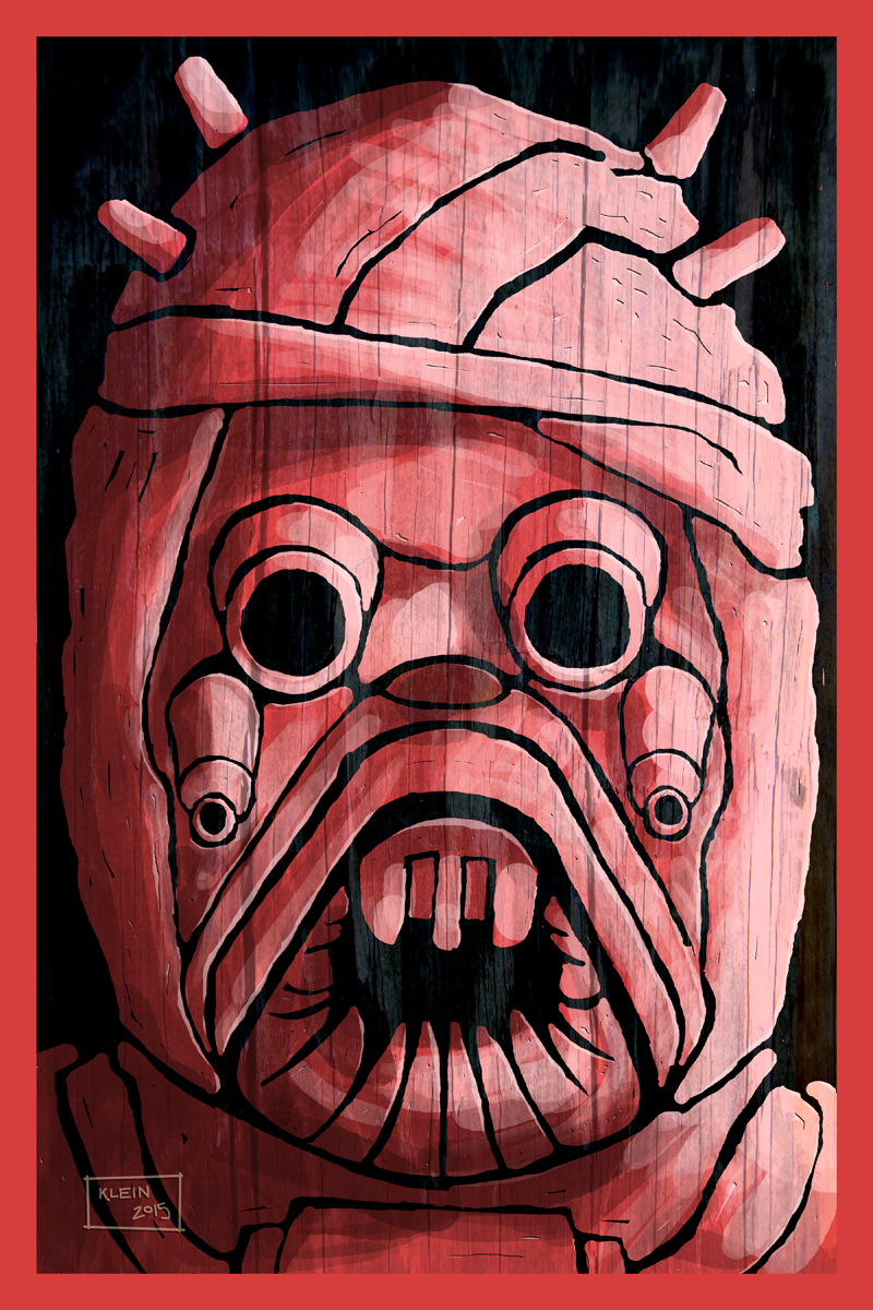 Star Wars Tiki - Tusken Raider