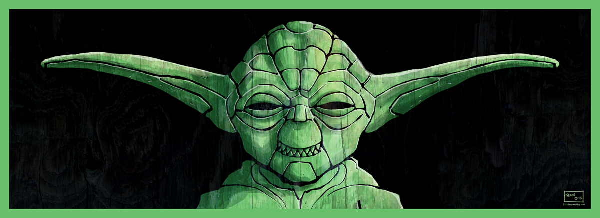 Star Wars Tiki - Yoda